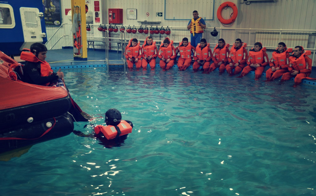 stcw basic safety