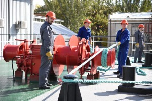 mooring master training course