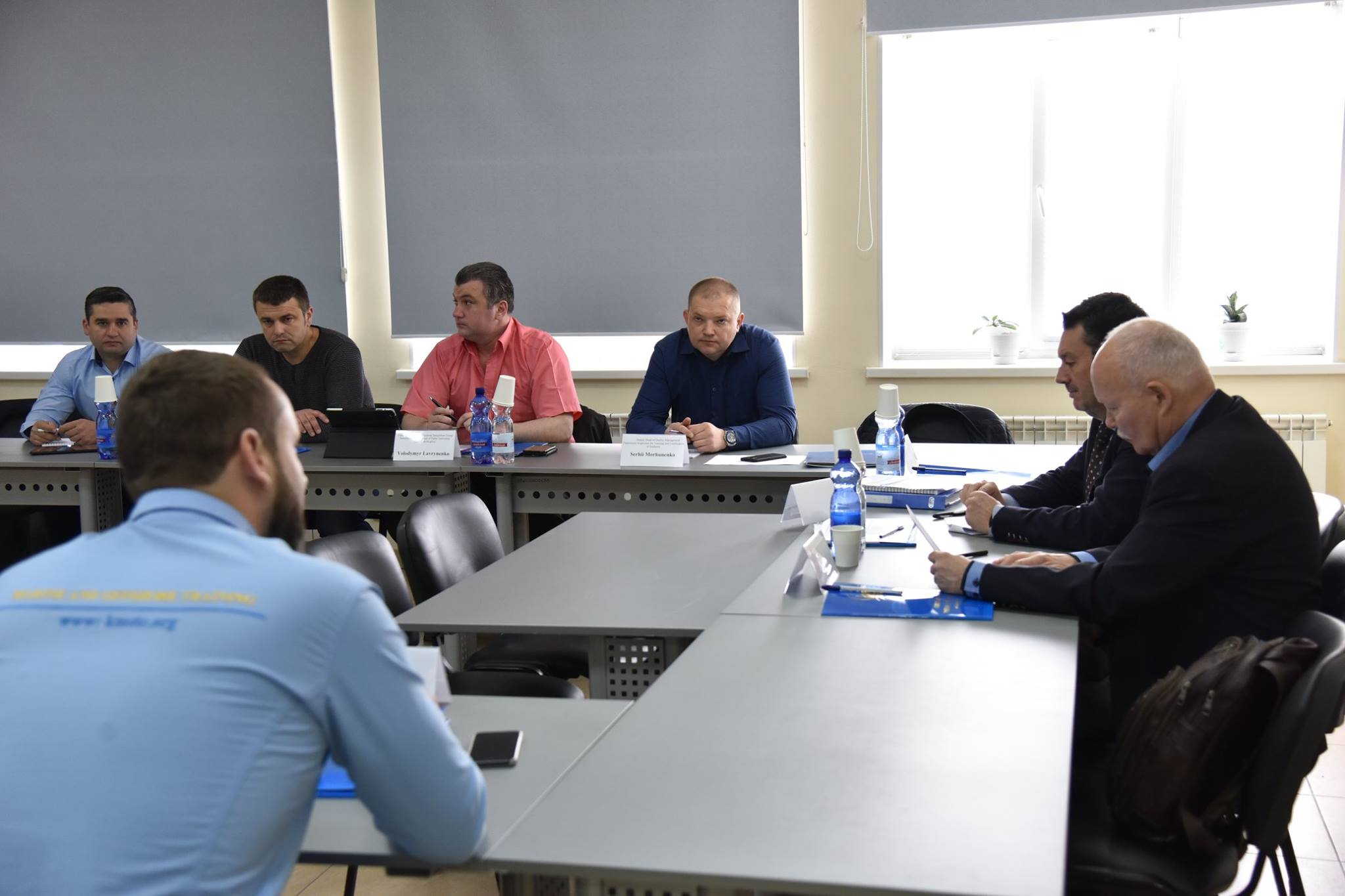 Trainings in Kherson and region: a selection of sites